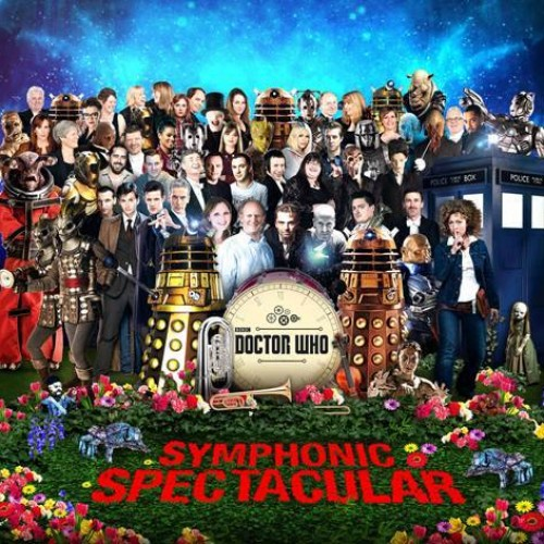 Doctor Who Symphonic Spectacular comes to NEW YORK this October!
