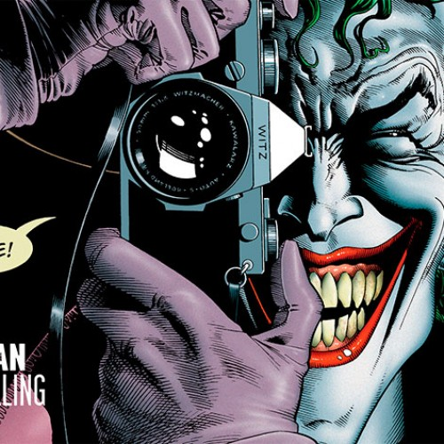 Sneak peek at Batman: The Killing Joke
