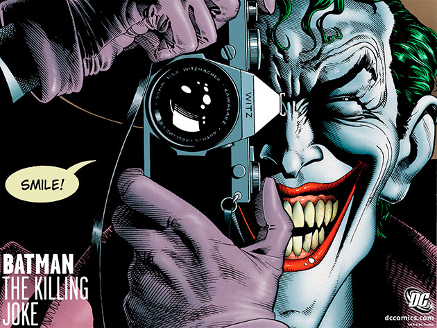 'Batman: The Killing Joke' Gets 12-Minute Expanded Trailer