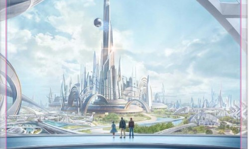 New IMAX poster for Tomorrowland revealed