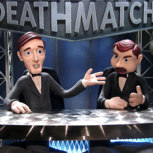 MTV2 is bringing back Celebrity Deathmatch