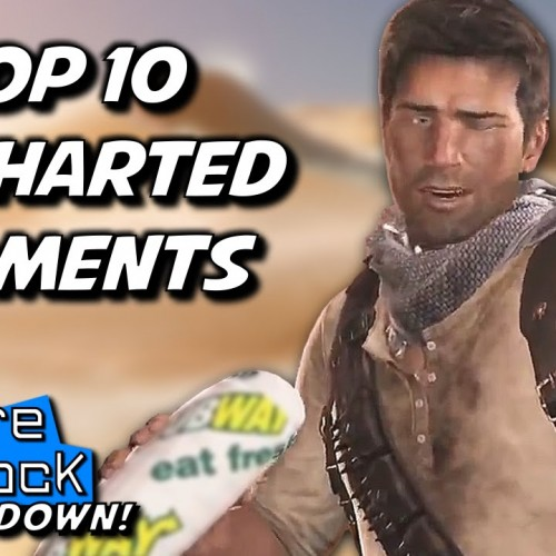 Culture Shock Network's Uncharted Top 10 Moments