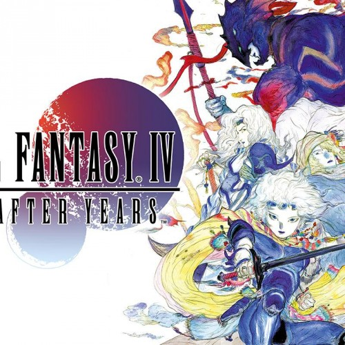 Final Fantasy IV coming soon on Steam