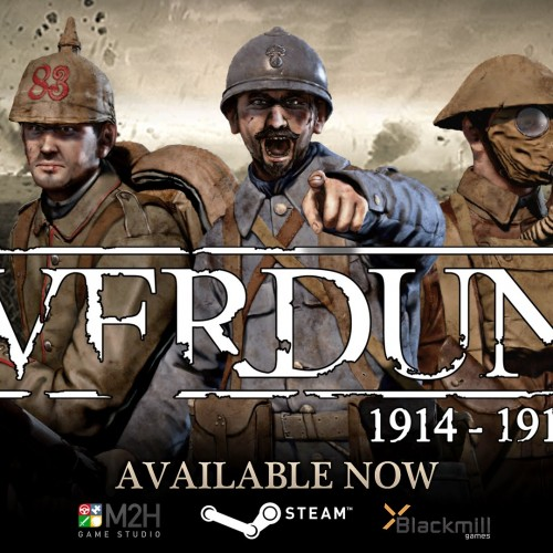 Here's an interesting realistic WWI FPS game called Verdun