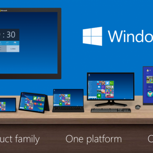 What we learned about Windows 10 from day one of Build 2015