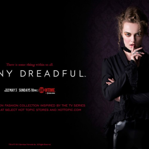 Hot Topic releases Penny Dreadful line