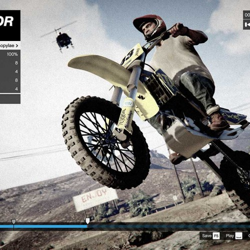Rockstar reveals video editor exclusive to Grand Theft Auto V PC