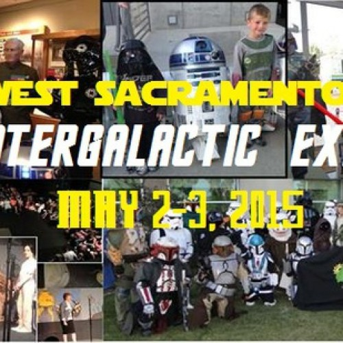 Intergalactic Expo to happen May 2 to May 4
