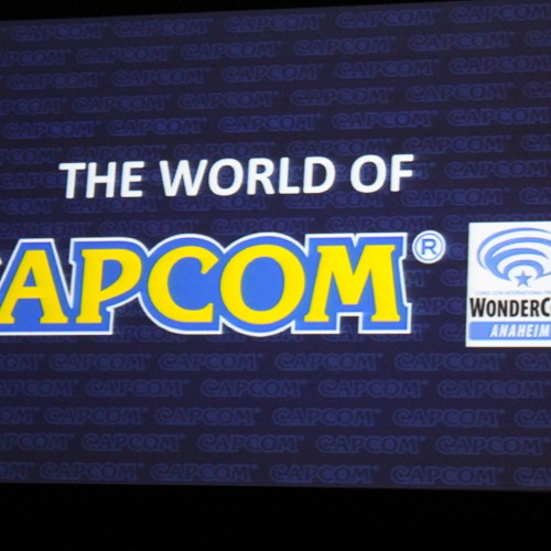 WonderCon 2015: World of Capcom panel and Ryu statue coming to SDCC