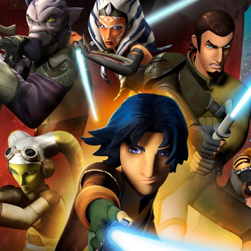 Star Wars Rebels season two to premiere June 20