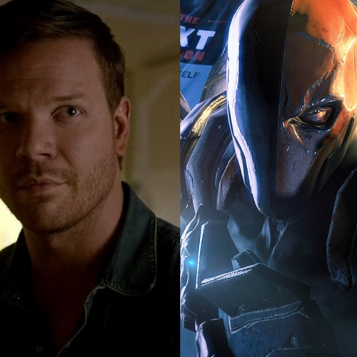 Jim Parrack confirms he's playing Deathstroke in Suicide Squad?