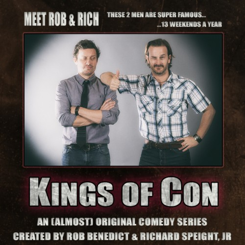 'The Kings of Con' have a trailer for their Indiegogo campaign!