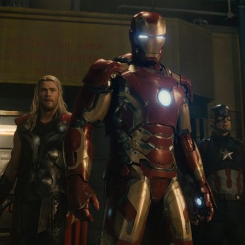 14 new Avengers: Age of Ultron photos including Falcon
