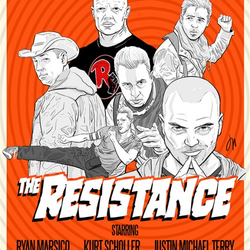 Want some improv, action, and comedy?! Check out The Resistance!