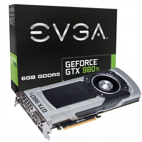 NVidia GeForce GTX 980 Ti GPU specs leaked/released