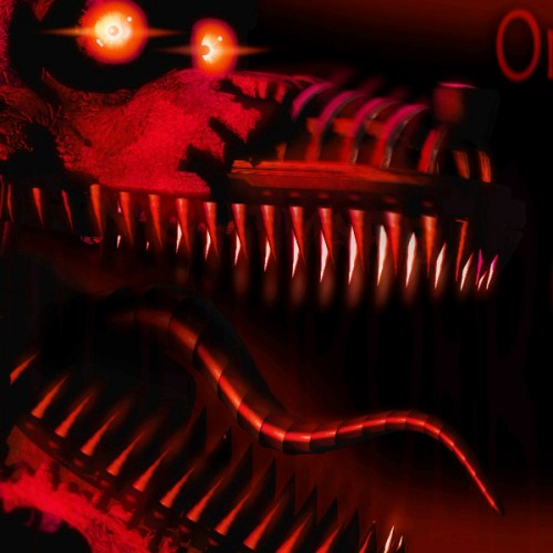New Five Nights at Freddy's 4 teaser for Nightmare Foxy