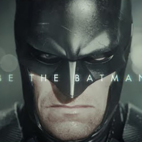 Be the Batman in new live-action Batman: Arkham Knight trailer