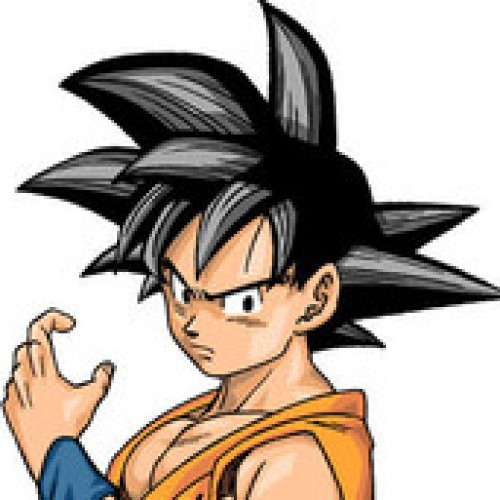 New official look at Goku for Dragon Ball Super