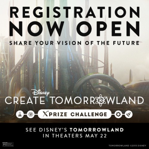 Disney creates Tomorrowland XPRIZE Challenge for kids
