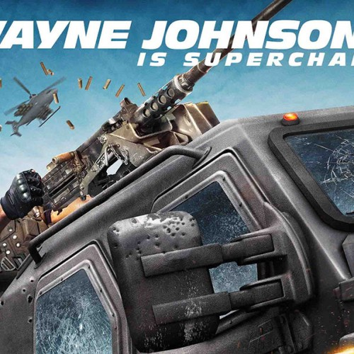 Dwayne 'The Rock' Johnson tears it up in new Fast & Furious ride poster