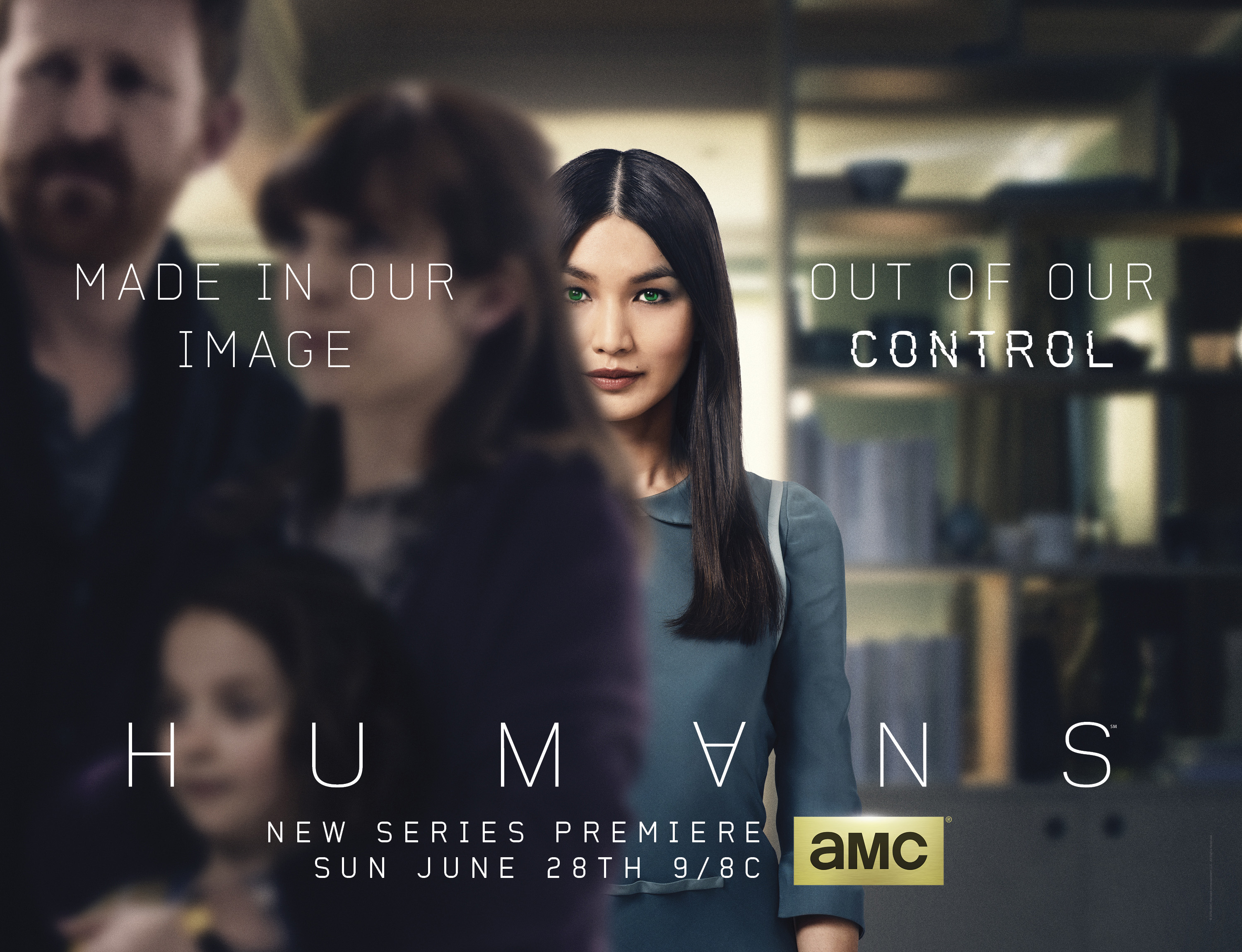 HUMANS FINAL KEY ART 2 SHEET