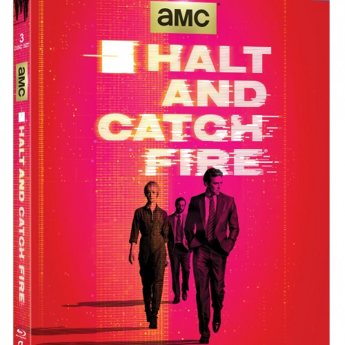 Giveaway – Halt and Catch Fire: The Complete First Season Blu-ray