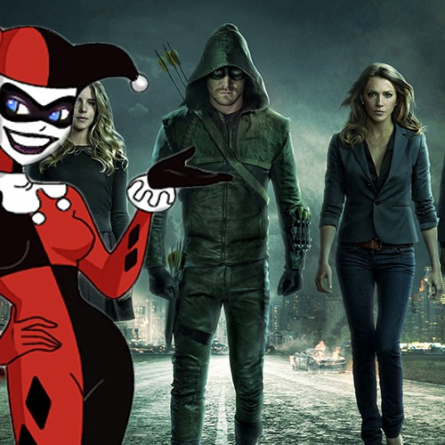 Harley Quinn originally had a much bigger role planned for Arrow