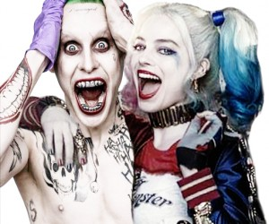 Harley and Joker Suicide Squad
