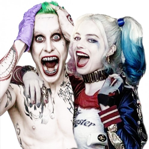 Leaked Suicide Squad photo of Harley tattooing Joker? (update)