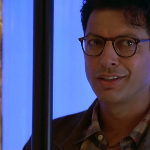 Jeff Goldblum reprises his role in Independence Day 2
