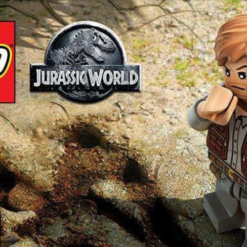 Play the dino, be the dino in Lego Jurassic World