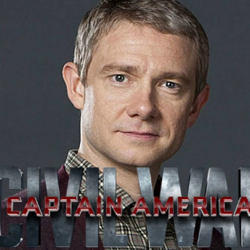 Martin Freeman to play Everett Ross in Captain America: Civil War and Black Panther?