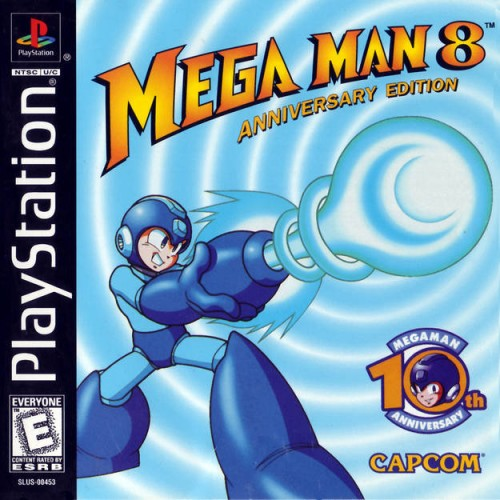 Mega Man 8 coming to PSN May 27