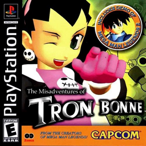 The Misadventures of Tron Bonne avaliable as a PSOne Classic