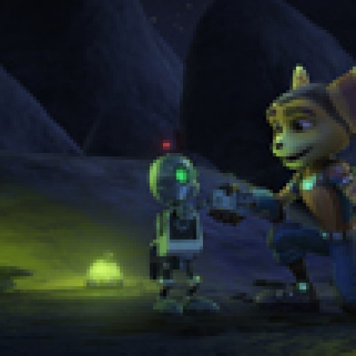 The Ratchet & Clank movie to release in 2016