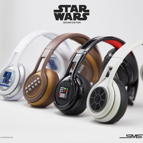 SMS Audio to release new Star Wars Second Edition on-ear headphones