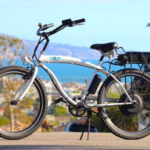 Wave eBike, the 28 MPH electric bike