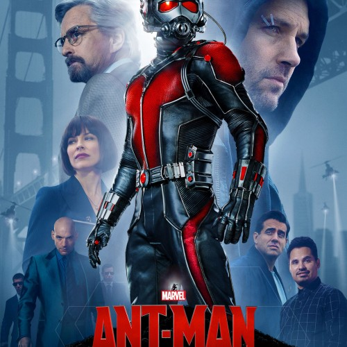 New Ant-Man poster features the whole cast