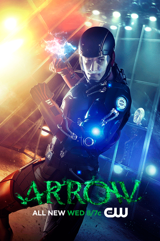 arrow atom ray palmer