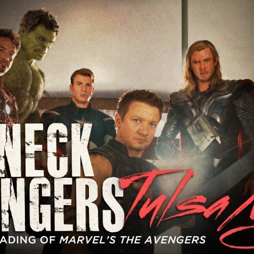 Redneck Avengers: Tulsa Nights by A Bad Lip Reading