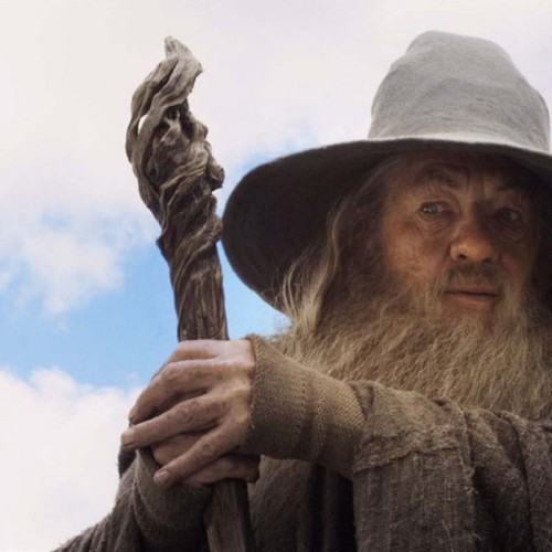 Happy birthday, Mr. Gandalf, aka Ian Mckellen!