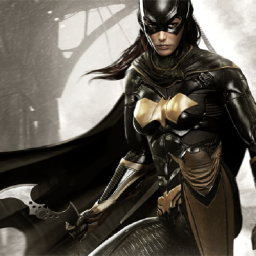 Barbara Gordon is Batgirl in Batman: Arkham Knight