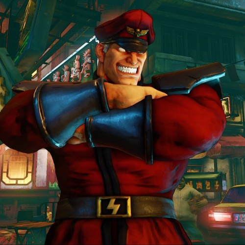 M. Bison enters the arena in new Street Fighter 5 trailer
