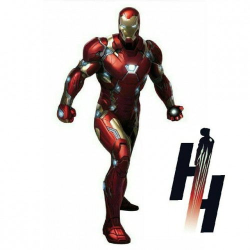 Another look at Iron Man's Bleeding Edge armor from Captain America: Civil War