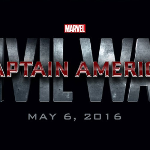Jeremy Renner flaunts new Captain America: Civil War logo
