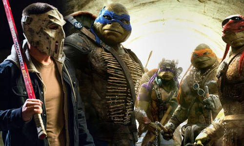 Tease for Teenage Mutant Ninja Turtles 2 trailer is out