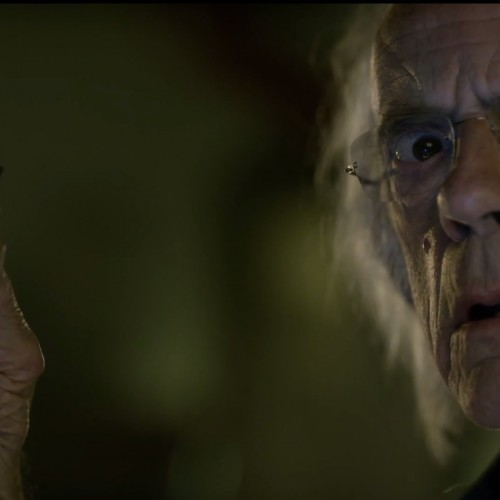 Christopher Lloyd stars in LEGO Dimensions trailer