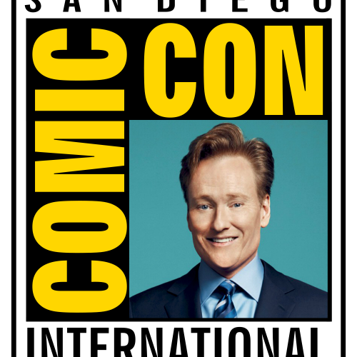Conan bringing his show to this year's San Diego Comic-Con