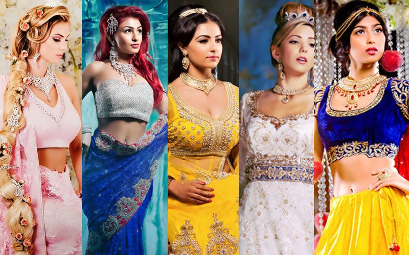 disney indian princesses