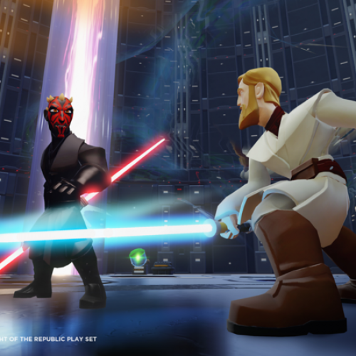 Disney confirms Star Wars universe in Disney Infinity 3.0